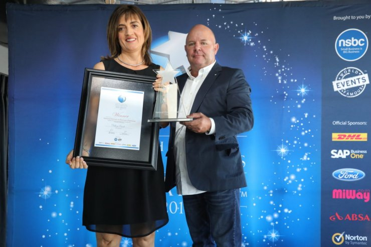 2017 National Woman in Business Champion