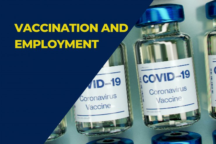 Vaccination and employment