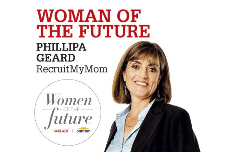 Phillipa Geard Woman of the future