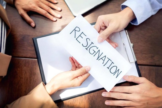 Labourwise Disciplinary action after resignation with immediate effect