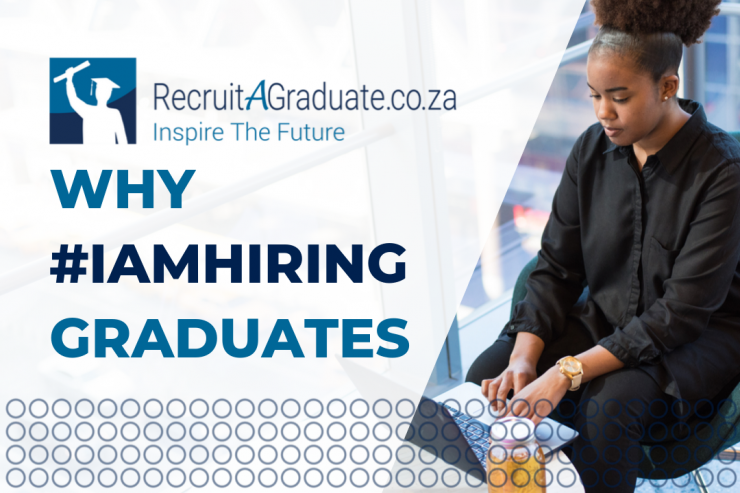 Why #IAmHiring Graduates