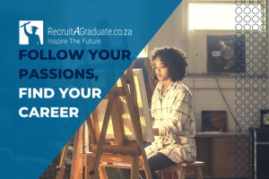 Follow your passions, find your career