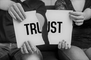 Dismissal due to breakdown of trust